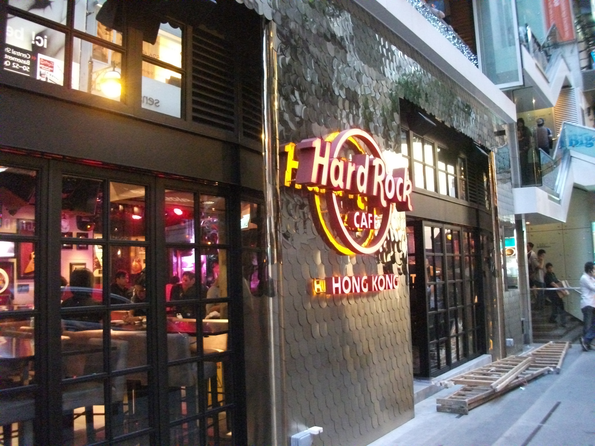 How To Go To Hard Rock Cafe Hong Kong